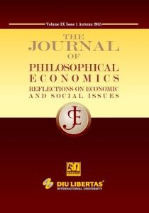 Journal of Philosophical Economics