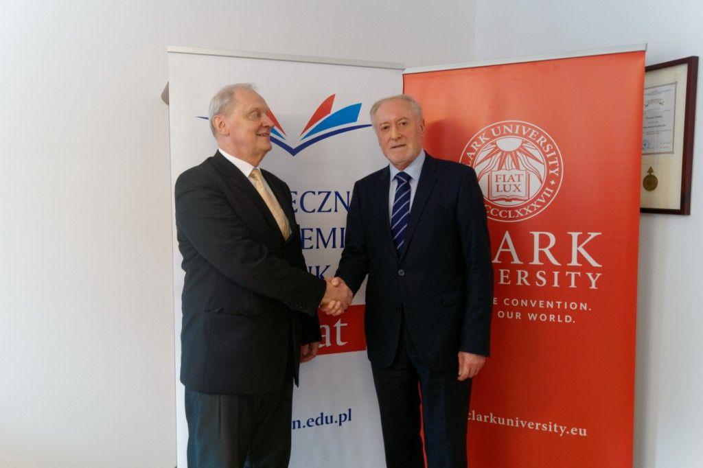 Suradnja s američkim i poljskim sveučilištima1