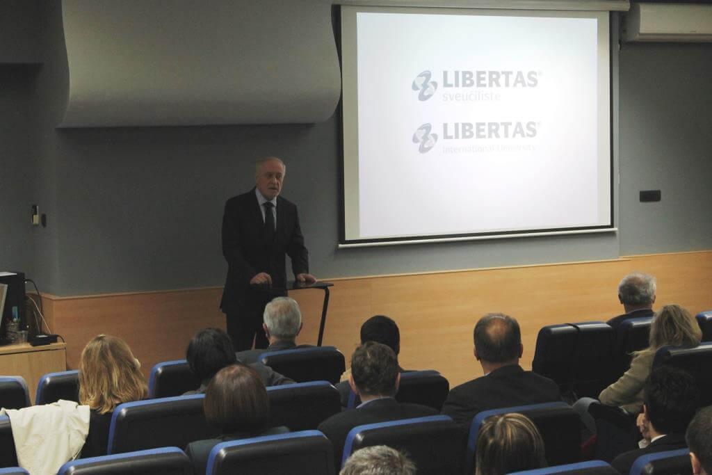 Libertas jedinstveno sveučilište 1