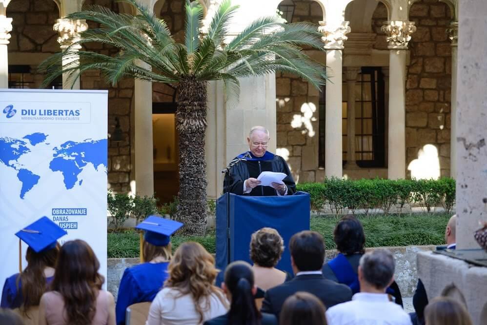 Sveučilište Libertas Promocija Dubrovnik Gjivoje 2016-05