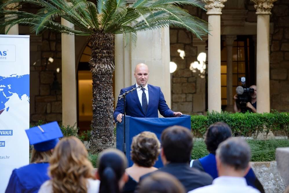 Sveučilište Libertas Promocija Dubrovnik Gjivoje 2016-06