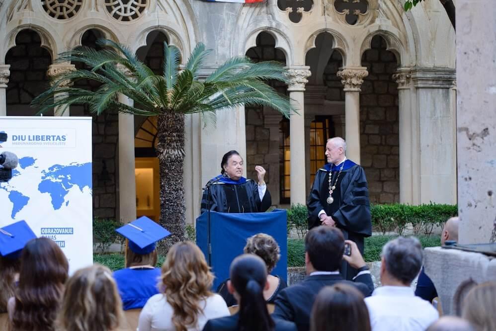 Sveučilište Libertas Promocija Dubrovnik Gjivoje 2016-08