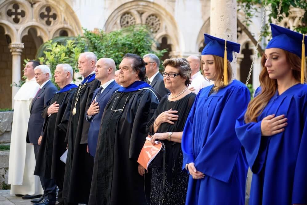 Sveučilište Libertas Promocija Dubrovnik Gjivoje 2016-09
