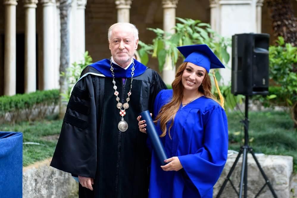 Sveučilište Libertas Promocija Dubrovnik Gjivoje 2016-15