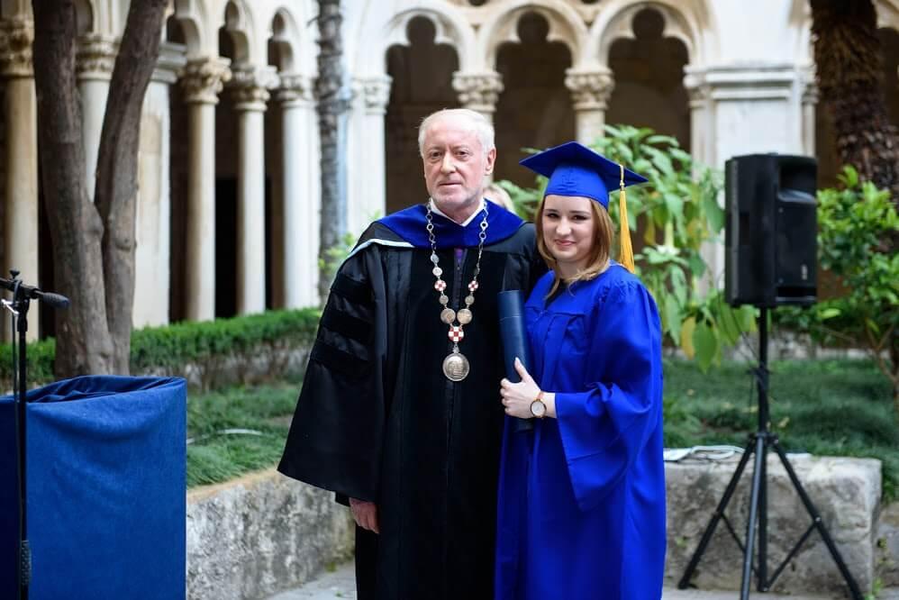 Sveučilište Libertas Promocija Dubrovnik Gjivoje 2016-16