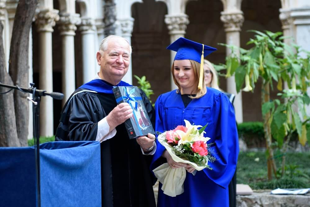 Sveučilište Libertas Promocija Dubrovnik Gjivoje 2016-17