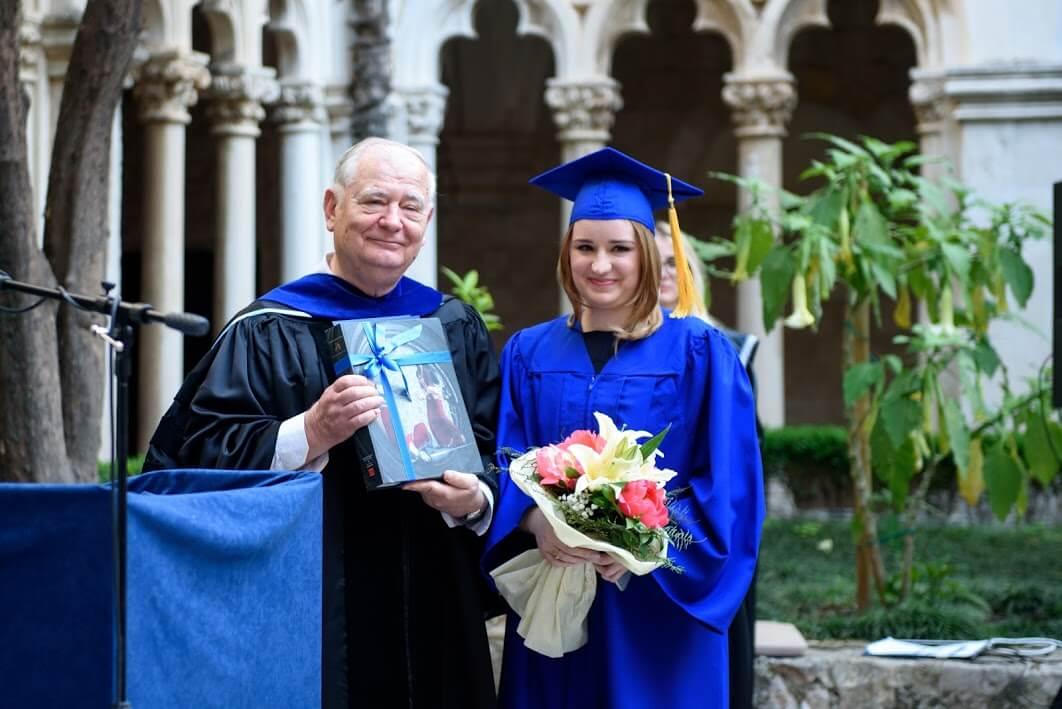 Sveučilište Libertas Promocija Dubrovnik Gjivoje 2016-18