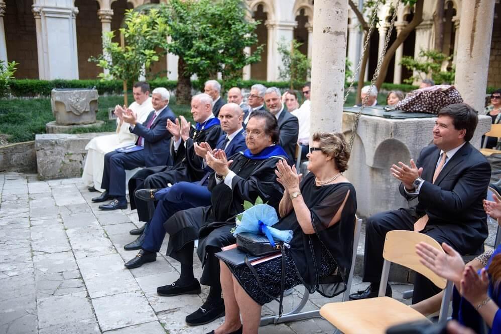 Sveučilište Libertas Promocija Dubrovnik Gjivoje 2016-19