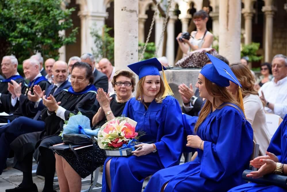 Sveučilište Libertas Promocija Dubrovnik Gjivoje 2016-20
