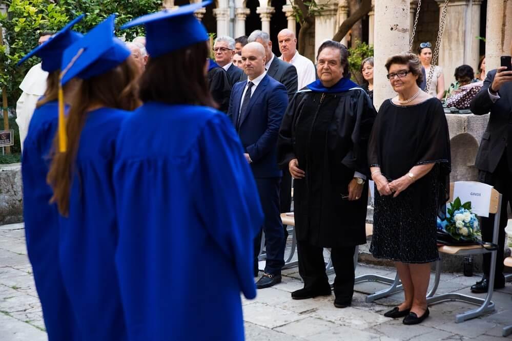Sveučilište Libertas Promocija Dubrovnik Gjivoje 2016-22