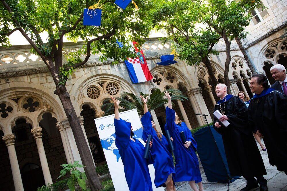 Sveučilište Libertas Promocija Dubrovnik Gjivoje 2016-23