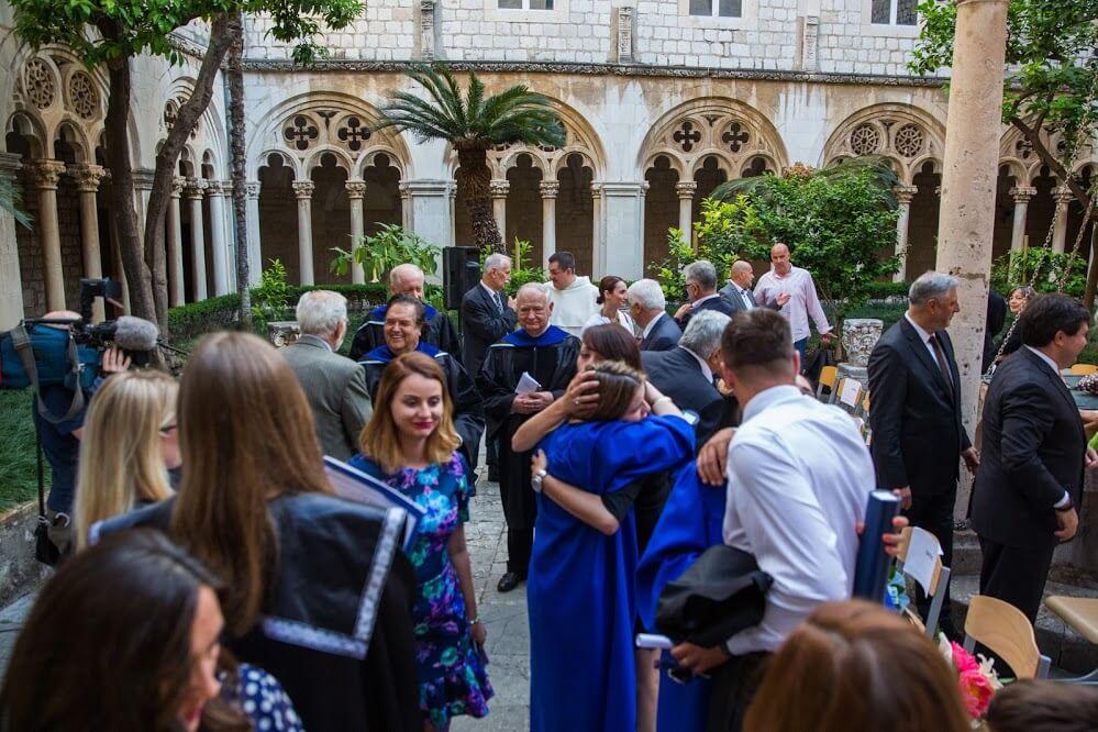 Sveučilište Libertas Promocija Dubrovnik Gjivoje 2016-24